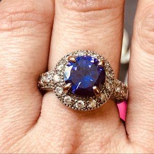 Jewelry - Purple amethyst fashion ring
